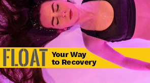Float your way to recovery