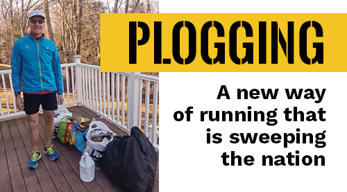 Plogging: A new way of running that is sweeping the nation