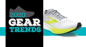 Trends in running gear for 2020